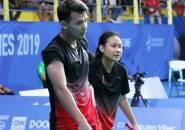 SEA Games 2019: Kalah di Semifinal, Rinov/Mentari Hanya Persembahkan Medali Perunggu