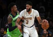 Anthony Davis Mengamuk, Lakers Tumbangkan Timberwolves