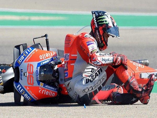 Bos Ducati Menyesal Sudah Lepas Jorge Lorenzo