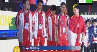 Indonesia Hanya Mampu Raih Perak di Nomor Mobile Legends SEA Games 2019