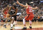 James Harden Sesumbar Usai Sukses Kalahkan Juara Bertahan Toronto Raptors