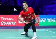 Jonatan Christie Mulai Bersiap Jalani BWF World Tour Finals 2019