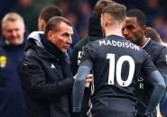 Rodgers Senang Leicester Tidak Dianggap Sebagai Penantang Gelar