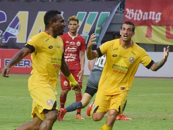 Semen Padang FC Dapat Tambahan Amunisi Saat Berlaga di Markas PSIS
