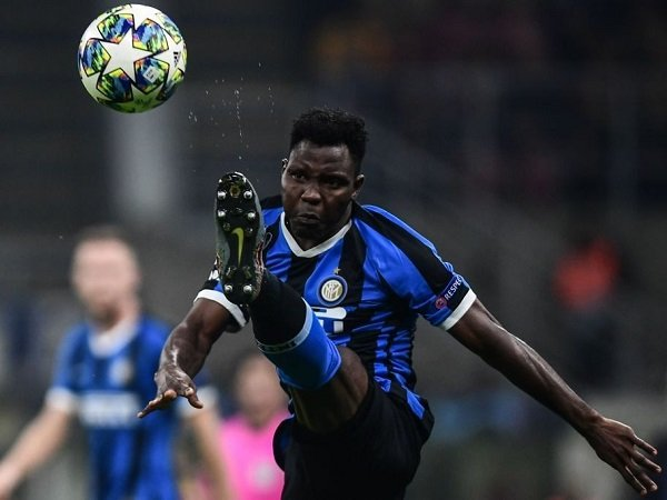 Asamoah Cedera, Lazaro Kembali Bermain di Sektor Kiri Inter Milan