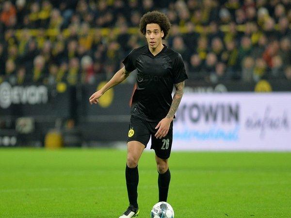Axel Witsel Absen Bela Dortmund Sampai 2020