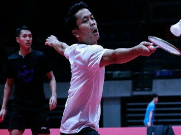 BWF World Tour Finals 2019: Huni Grup B, Anthony Siapkan Fisik dan Teknik