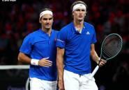 Federer, Nadal, Dan Djokovic Jauhkan Alexander Zverev Dari Peringkat 1 Dunia, Klaim Boris Becker