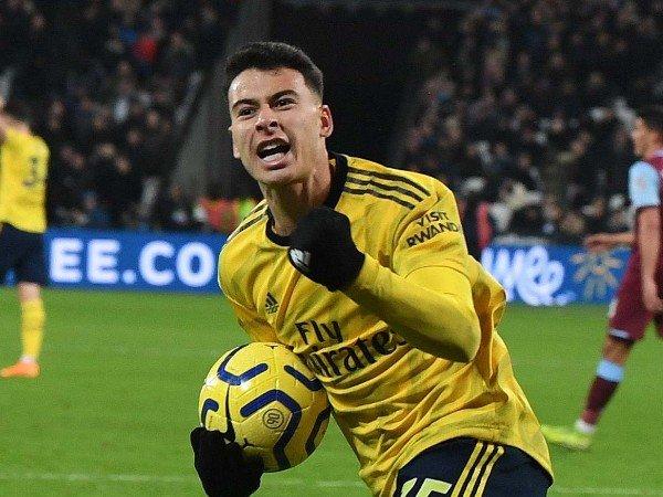 Gabriel Martinelli Bikin Rekor Baru di Arsenal