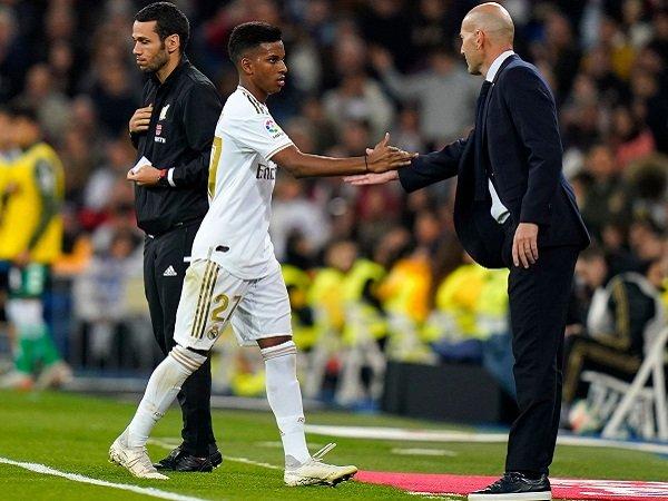 Rodrygo Akui Kegugupannya Saat Jumpa Zidane