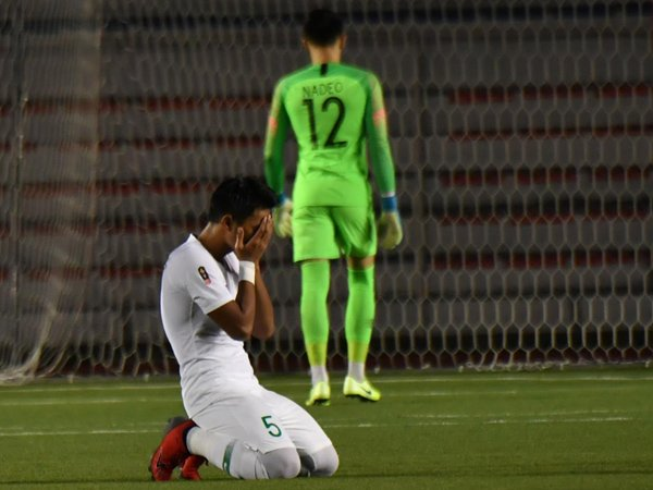 Indonesia U-23 0-3 Vietnam U-23, Puasa Medali Emas SEA Games Berlanjut