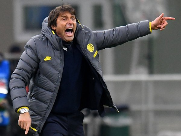 Gagal di Liga Champions, Conte Tak Mau Salahkan Pemain Inter