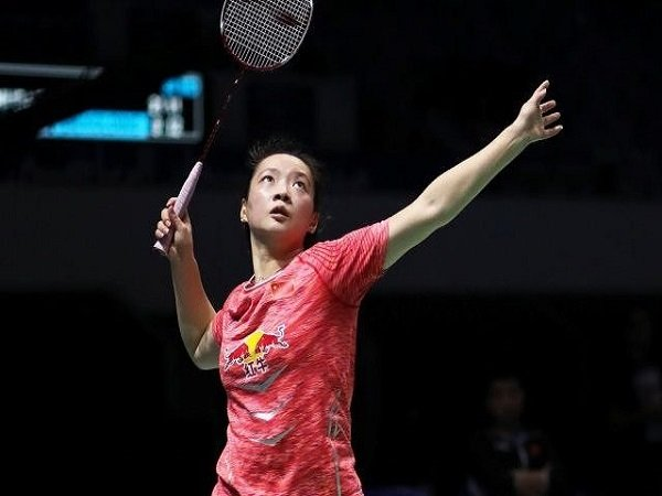 Huang Yaqiong Mengaku Terkejut Bisa Rebut Gelar Pemain Putri Terbaik BWF 2019