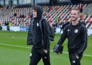 Leicester Mulai Pembicaraan Kontrak Baru Maddison dan Soyuncu