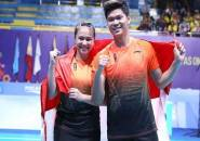 Medali Emas Sukses Beri Motivasi Tambahan Bagi Praveen/Melati Jelang BWF World Tour Finals 2019