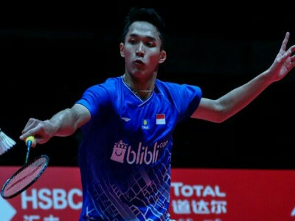 BWF World Tour Finals 2019: Tepat Pilih Strategi, Kunci Kemenangan Jonatan Atas Antonsen