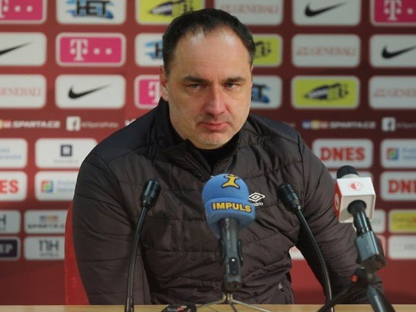 Ditaklukkan Dortmund, Pelatih Slavia Praha Mengaku Tetap Bangga dengan Timnya