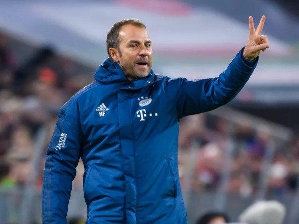 Masa Depan Flick Bareng Bayern Diputuskan Usai Laga Kontra Wolfsburg