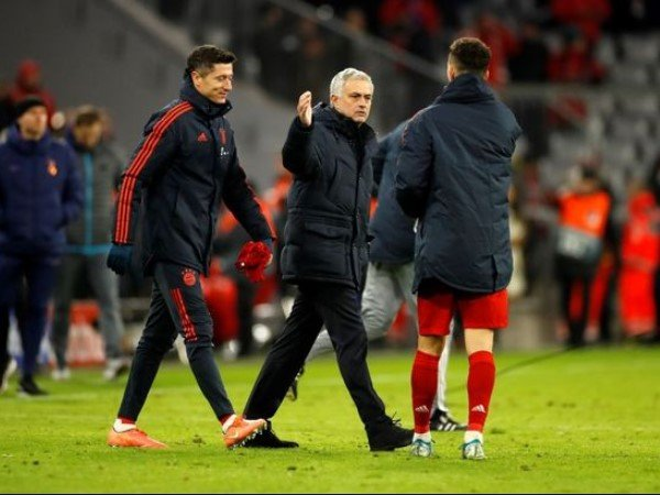 Mourinho Punya Tujuan Tersembunyi di Balik Laga Kontra Bayern Munich