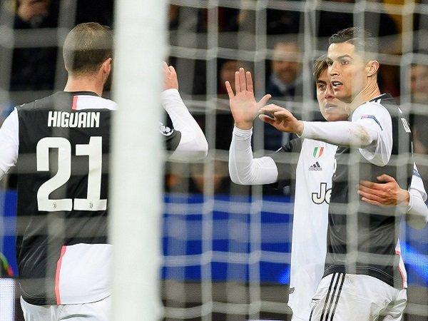 Ronaldo Akui Ingin Berduet dengan Dybala dan Higuain Sekaligus