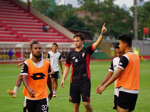 Bhayangkara FC Menang di Markas Perseru BLFC, Paul Munster Ungkap Hal Ini