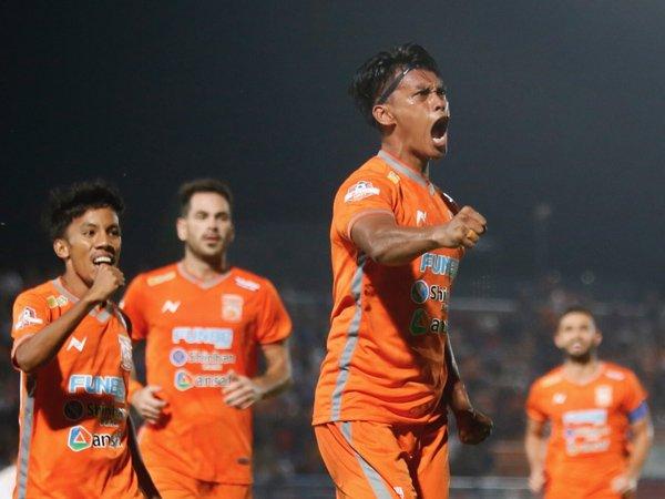 Borneo FC Siap Kerja Keras di Dua Laga Sisa untuk Kejar Runner Up