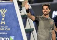 Fabio Fognini Bukukan Semifinal Lawan Gael Monfils Di Diriyah Tennis Cup