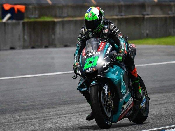 Kalah Bersinar Dari Quartararo, Morbidelli Tetap Dapat Apresiasi Dari Bos Petronas Yamaha