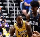 LeBron James Pimpin Lakers Menang Atas Orlando Magic