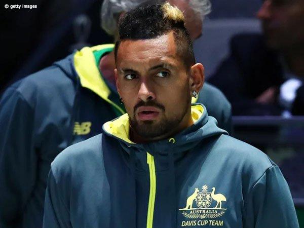 Meski Cedera, Lleyton Hewitt Percaya Nick Kyrgios Bisa Tampil Memanas Di ATP Cup