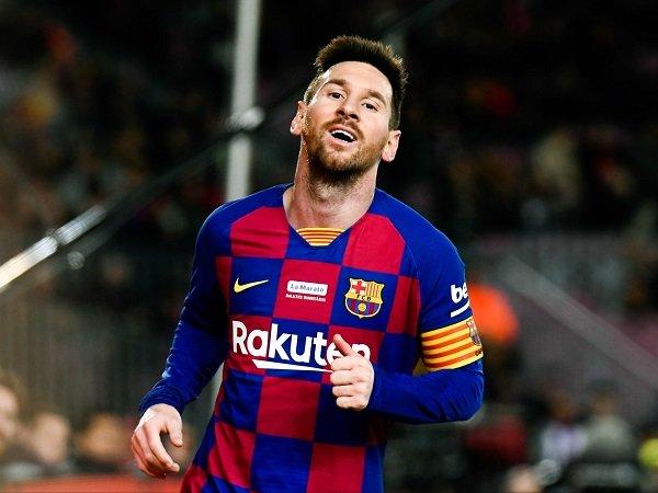Messi Akui Barcelona Harus Berjuang dari Bawah Lagi di Liga Champions