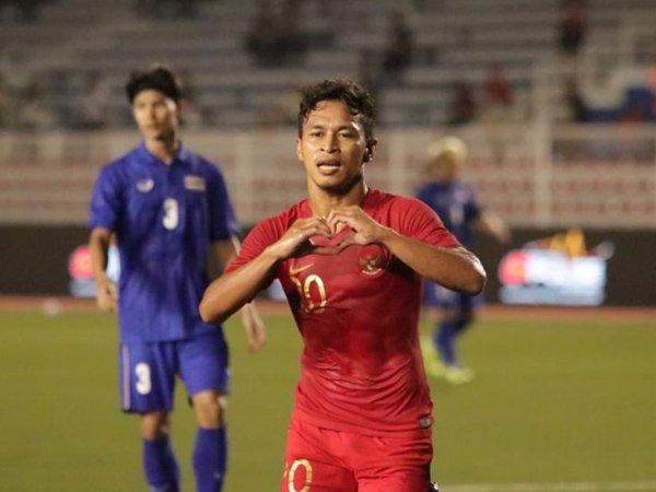 Tampil Apik di SEA Games, Osvaldo Haay Didekati Klub Luar Negeri
