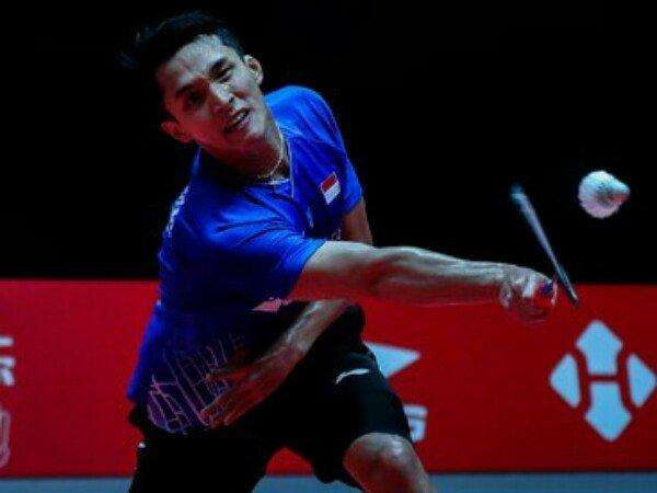 BWF World Tour Finals 2019: Dikalahkan Momota, Jonatan Petik Pelajaran Berharga