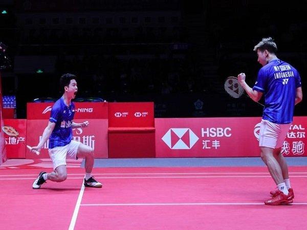 BWF World Tour Finals 2019: Jelang Jumpa Endo/Watanabe, Marcus/Kevin Fokus Jaga Stamina