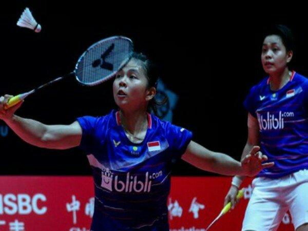 BWF World Tour Finals 2019: Kalah Lagi, Greysia/Apriyani Menyesal