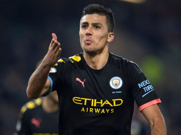 Manchester City Menyerah Kejar Liverpool, Rodri: Siapa Bilang?