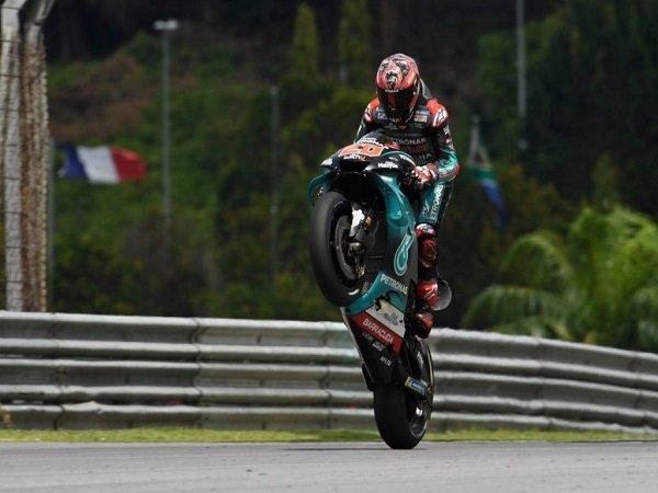 Quartararo Petik Pelajaran Berharga Dari Debutnya di Kelas MotoGP