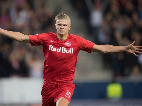 RB Leipzig Dikaitkan dengan Haaland, Julian Nagelsmann Pilih Bungkam