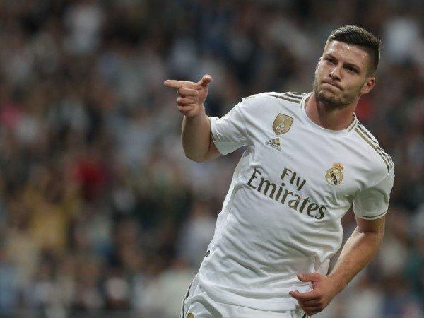 Real Madrid Pertimbangkan Pinjamkan Luka Jovic