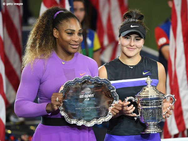 Taklukkan Petenis Sekelas Serena Williams, Begini Pandangan Bianca Andreescu