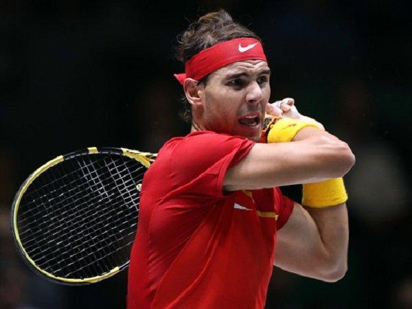 Tanpa Kehadiran Rafael Nadal, Diriyah Tennis Cup Tetap Memuaskan