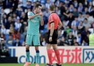 Barcelona Diimbangi Sociedad, Busquets Keluhkan Kepemimpinan Wasit