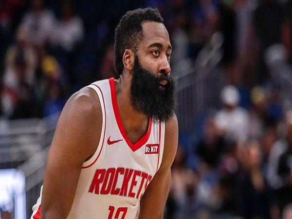 James Harden Membara Lagi, Rockets Permalukan Magic
