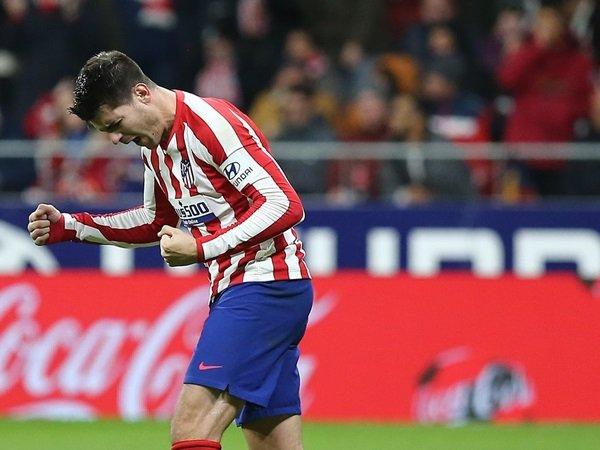 Kembali Cetak Gol, Simeone Sebut Atletico Madrid Ingin Keluarkan Yang Terbaik dari Morata