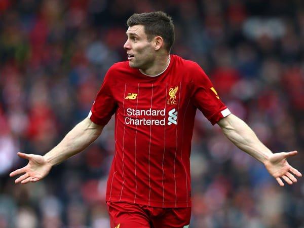 Lanjutkan Tren Kemenangan, Milner Puji Daya Juang Liverpool