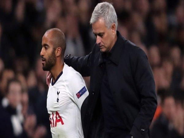 Lucas Moura Yakin Tottenham Bisa Menangkan Trofi Bersama Mourinho
