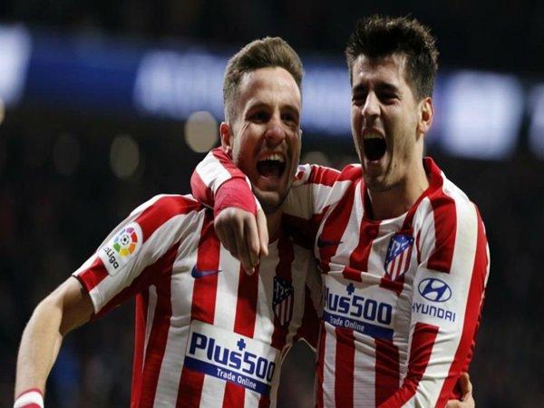 Morata Sambut Baik Kehadiran Striker Baru di Atletico Madrid