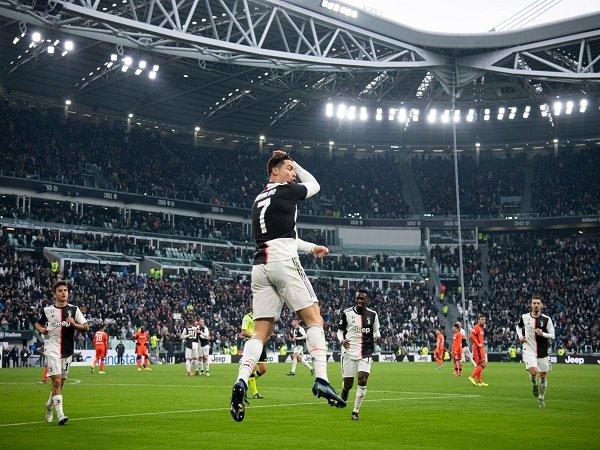 Trio Lini Serang Juventus Hancurkan Udinese