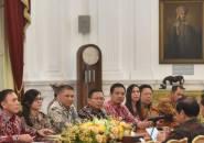 Bahas Piala Dunia U20 Tahun 2021, PSSI Temui Presiden Jokowi di Istana