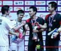 BWF World Tour Finals 2019: Satu Gelar Untuk Indonesia